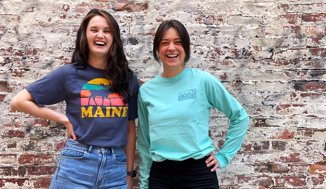 New 2021 Maine Apparel, With a Vintage Vibe